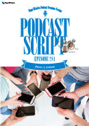 Podcast Script for episode 281「iPhoneとAndroid」
